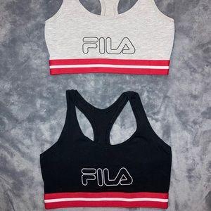 Bundle of 2 FILA Sports Bras